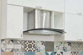 厨房选对油烟机 开放式厨房也不怕油烟