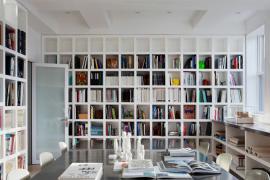 书柜,一个显示主人家学识修养的地方!