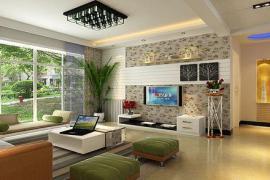 南京家庭装修:客厅的装修技巧,客厅装修要注意什么?