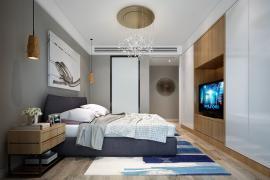 南京装修公司分享,卧室装修设计、卧室装修效果图