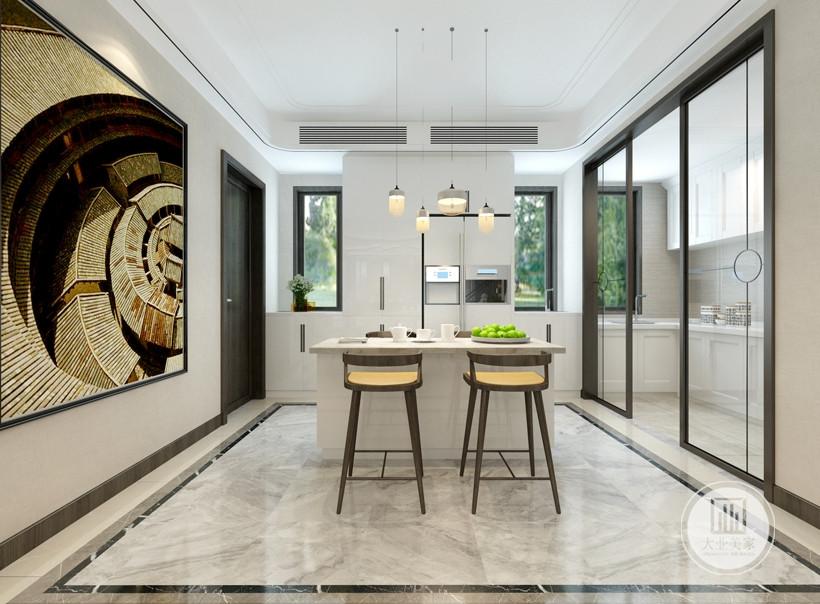 水台是现在很多家庭装修都会选择,一个简单大方的水台设计,可以凸显出业主对生活质量的要求