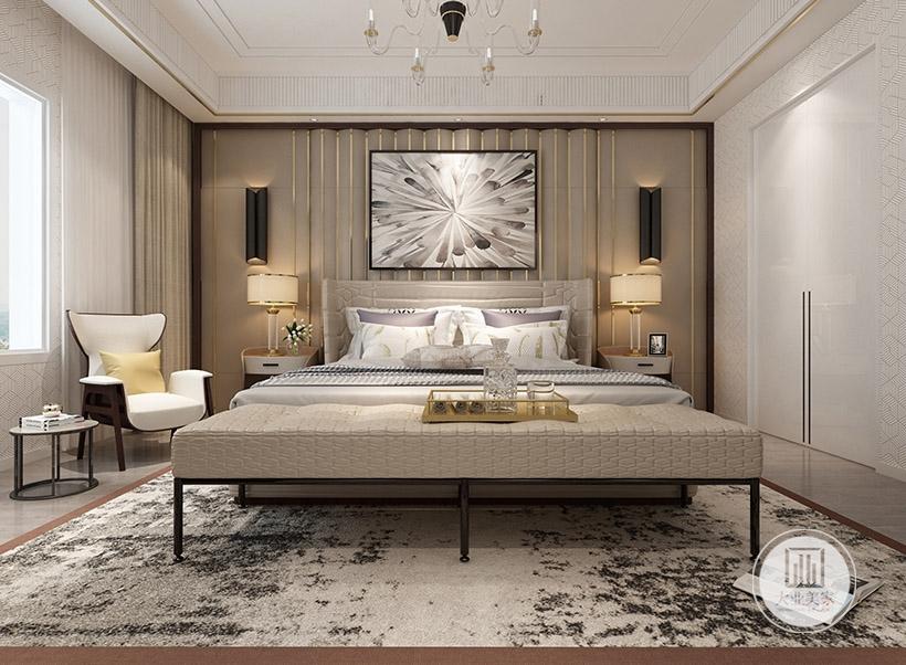 客房由三楼挑空区,现浇,将二三楼分开。将整个三楼空间分成两个房间。